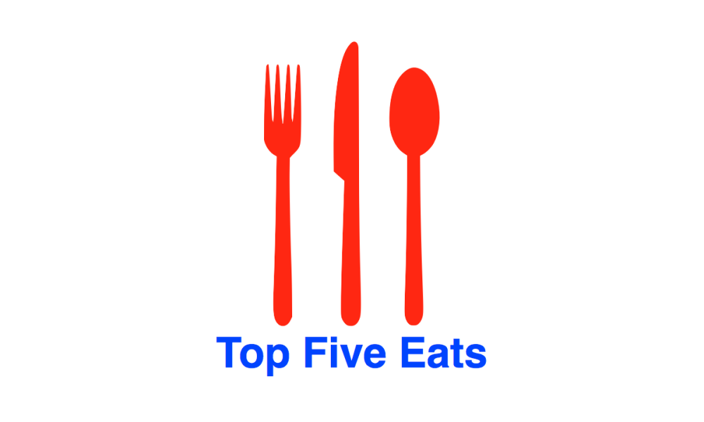 Article: Top 5 Eats with Amanda Stoffel