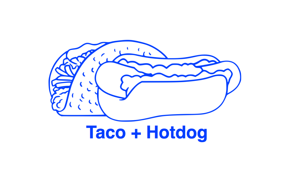 Photos: Taco + Hotdog =