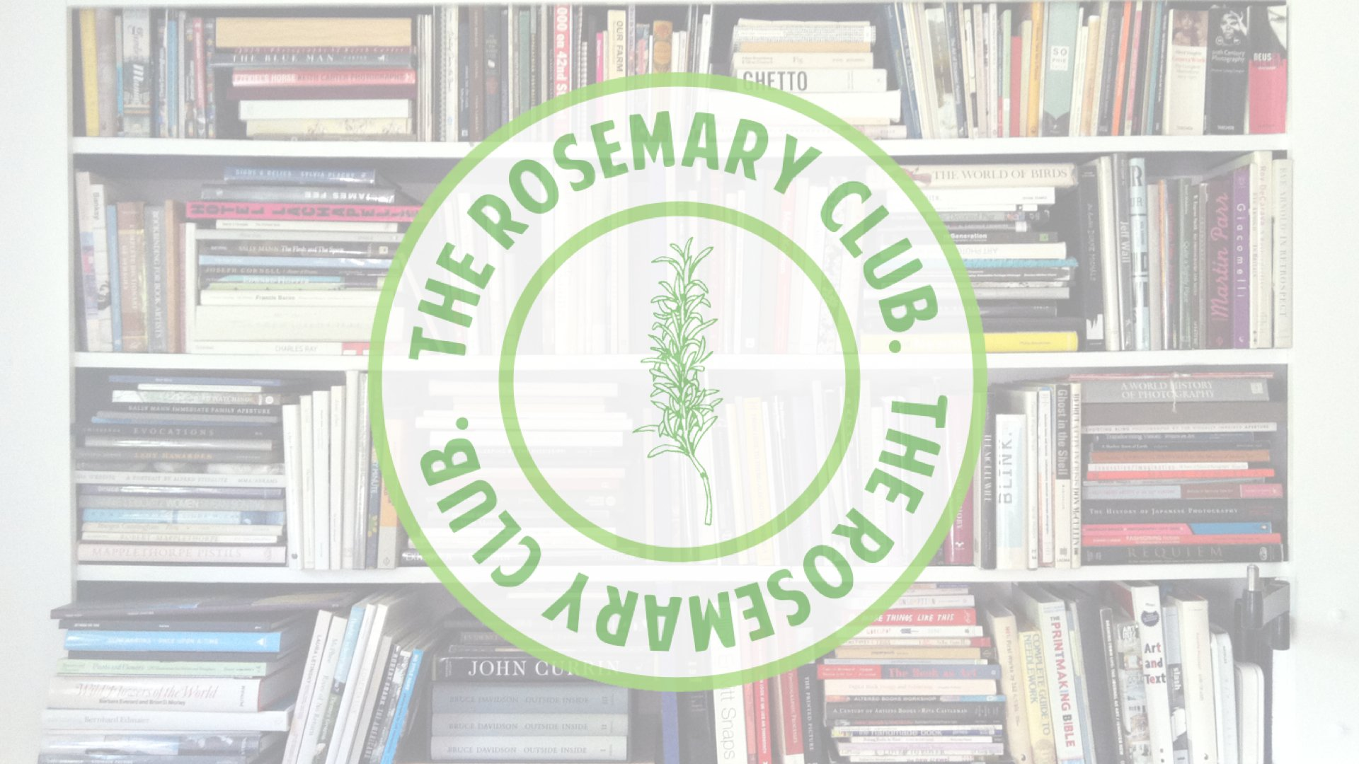 Introducing The Rosemary Club