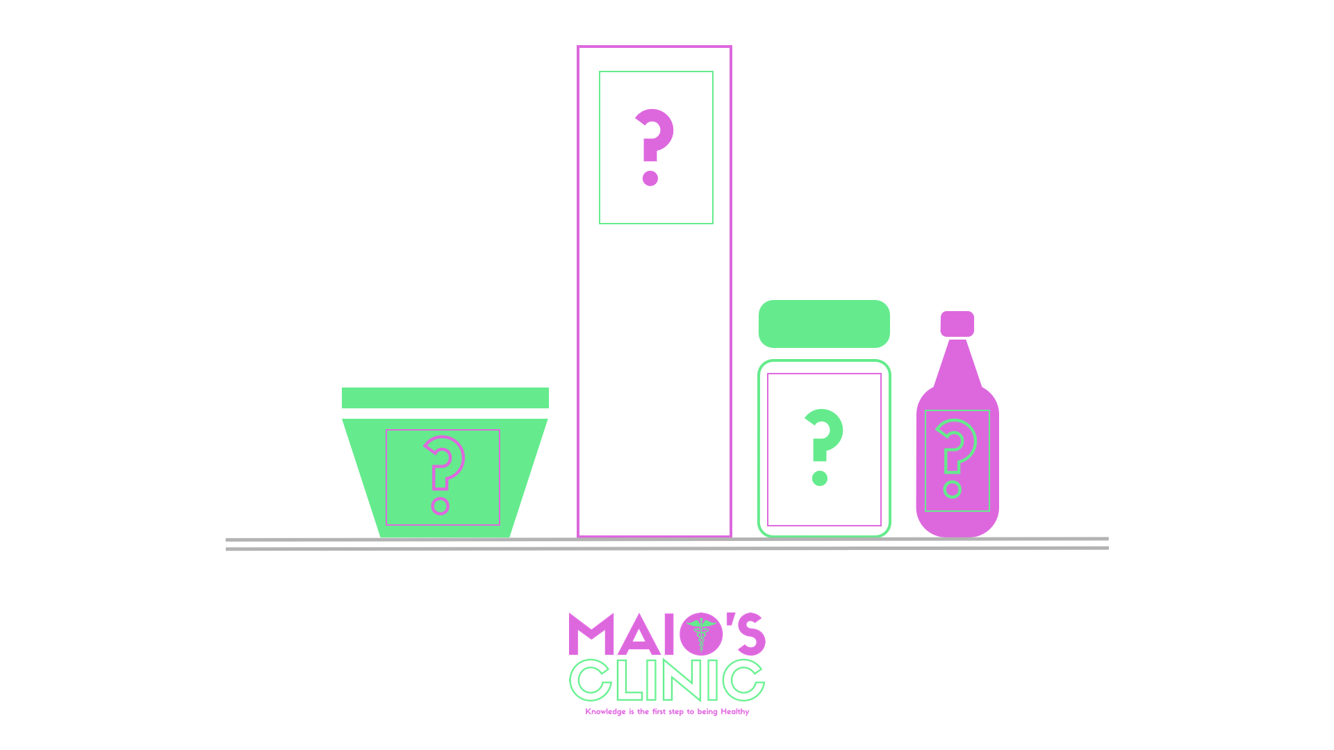 Maio's Clinic: Food Labels – What's On Your Table?